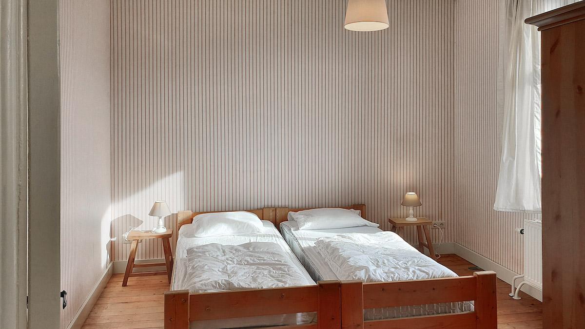 groepsaccommodatie 15 slaapkamers